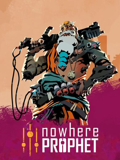 Nowhere Prophet Steam Key GLOBAL