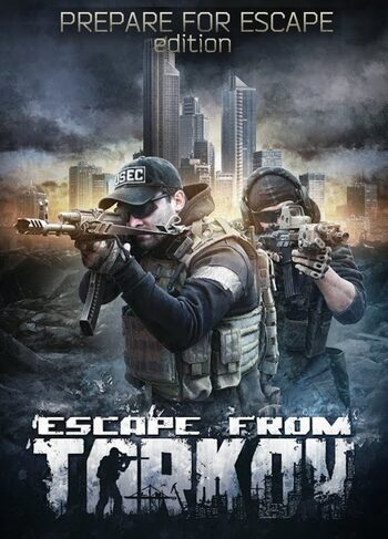 Escape from Tarkov - Prepare for Escape Edition Official website Key GLOBAL