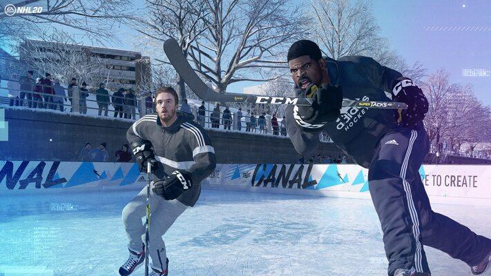 NHL 20 (Standard Edition) (Xbox One) Xbox Live Key GLOBAL фото