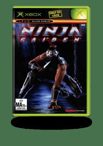 Ninja Gaiden (2004) Xbox