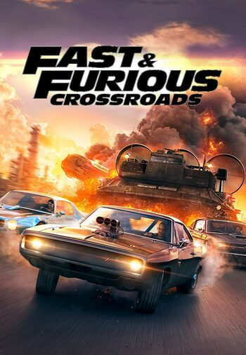 Fast & Furious Crossroads Steam Key GLOBAL