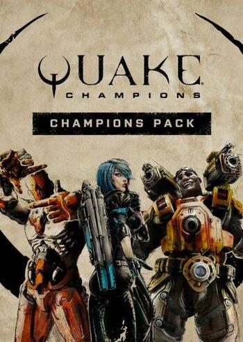 Quake Champions: Champions Pack Edition Bethesda.net Key GLOBAL