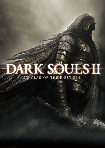 Dark Souls 2: Scholar of the First Sin Steam Key EUROPE