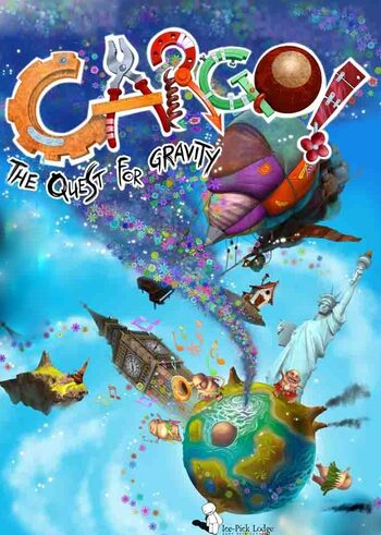 Cargo! The Quest for Gravity Steam Key GLOBAL