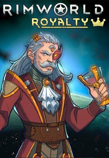 RimWorld - Royalty (DLC) Steam Key GLOBAL