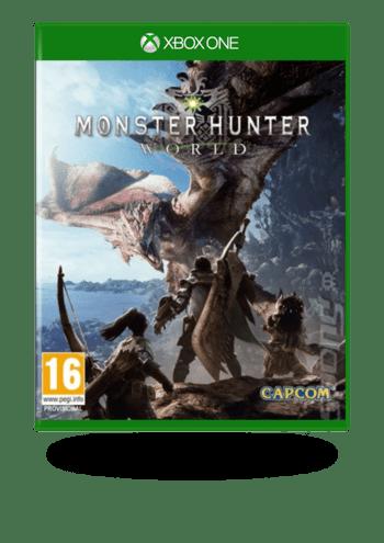 Monster Hunter: World Xbox One