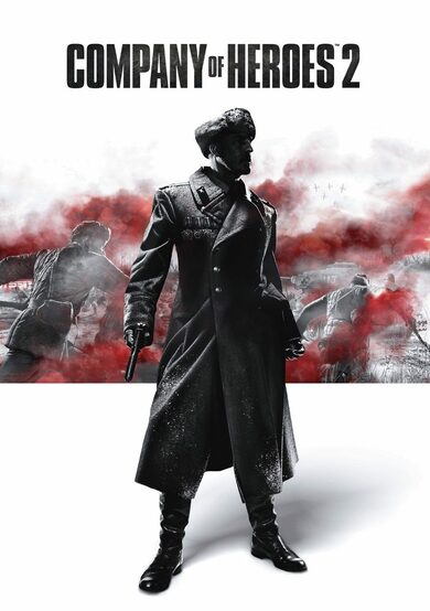 Company of Heroes 2 Steam Key EUROPE