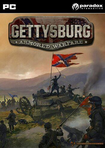 Gettysburg: Armored Warfare Steam Key GLOBAL