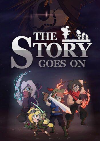 The Story Goes On Steam Key GLOBAL