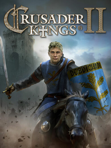 Crusader Kings II (Five Year Anniversary Edition) Steam Key GLOBAL