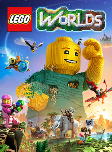 LEGO: Worlds Steam Key GLOBAL