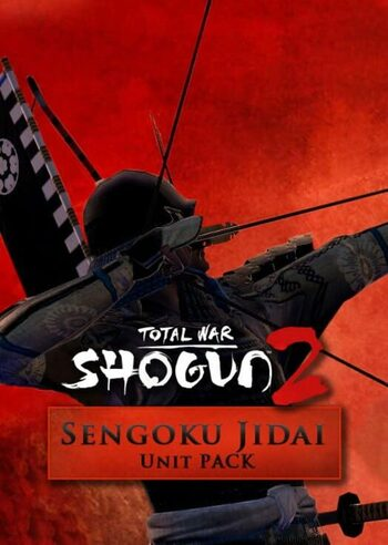 Total War: SHOGUN 2 - Sengoku Jidai Unit Pack (DLC) Steam Key GLOBAL