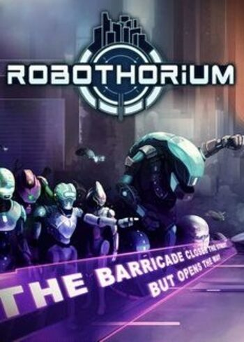 Robothorium: Cyberpunk Dungeon Crawler Steam Key GLOBAL