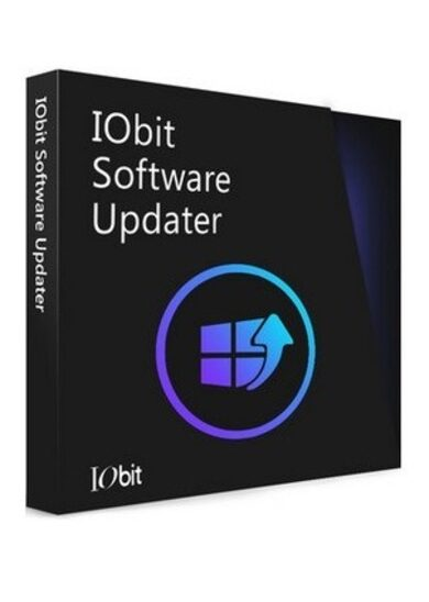 IObit Software Updater 2 PRO 1 Year, 3 device licence Iobit Key GLOBAL