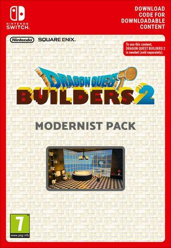 Dragon Quest Builders 2 - Modernist Pack (DLC) (Nintendo Switch) eShop Key EUROPE