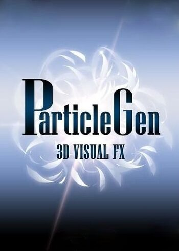 3D ParticleGen Visual FX Steam Key GLOBAL