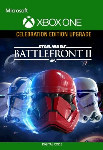 Star Wars: Battlefront II: Celebration Edition Upgrade (DLC) XBOX LIVE Key UNITED STATES