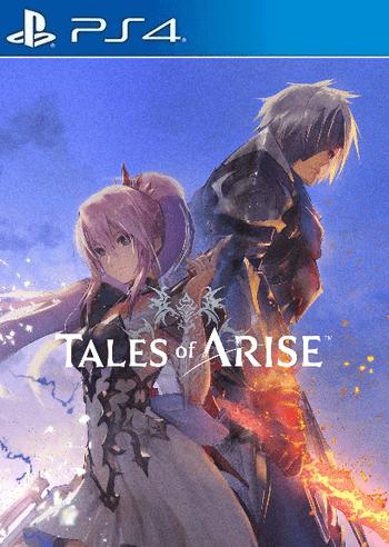 Tales of Arise (Standard Edition) Pre-Order Bonus (DLC) (PS4) PSN Key EUROPE