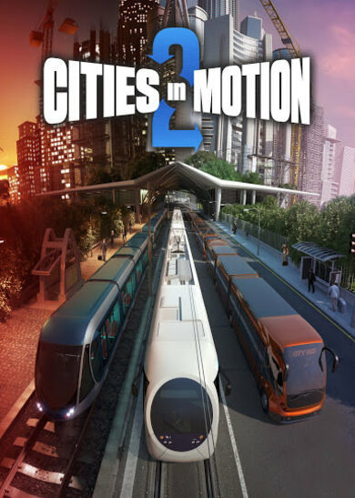 Cities in Motion 2 Steam Key GLOBAL