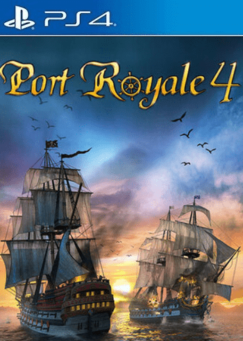 Port Royale 4 (PS4) PSN Key EUROPE