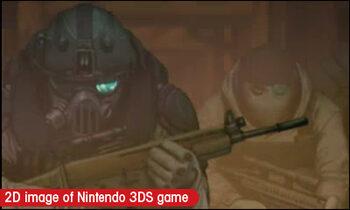 Redeem Tom Clancy's Ghost Recon Shadow Wars Nintendo 3DS