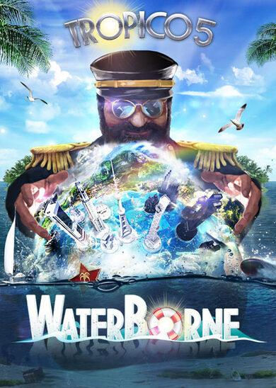 Tropico 5 - Waterborne (DLC) Steam Key GLOBAL фото