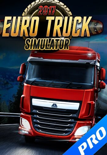 Euro Truck Simulator 2017 Pro - Windows 10 Store Key UNITED STATES