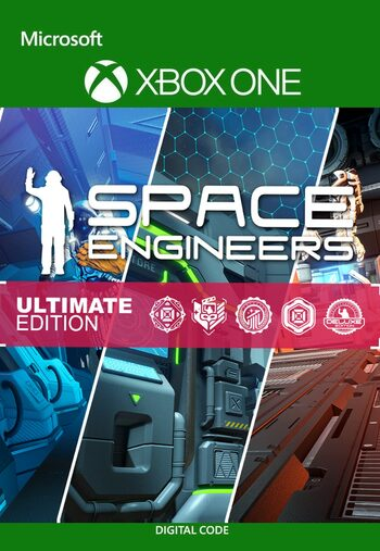 Space Engineers: Ultimate Edition (Xbox One) Xbox Live Key ARGENTINA