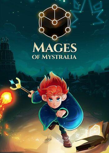 Mages of Mystralia Steam Key GLOBAL