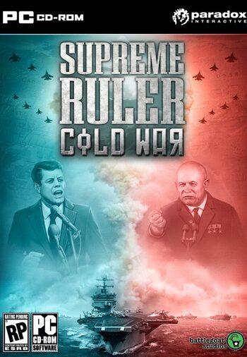 Supreme Ruler: Cold War Steam Key GLOBAL