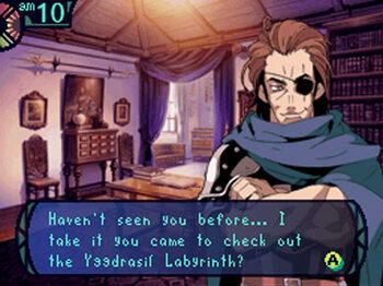 Etrian Odyssey Nintendo DS