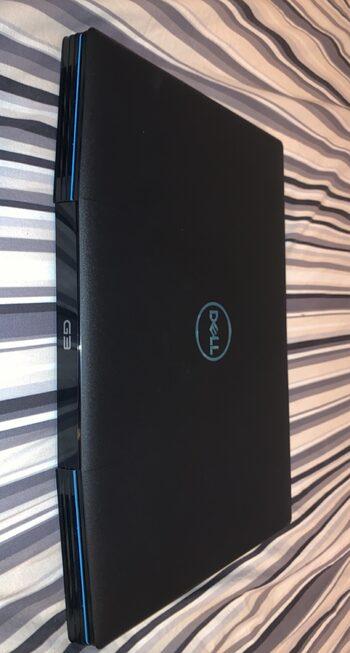 Dell Gaming G3 15 3500 Intel i5-10300H Intel GeForce GTX 1650 Ti / 32GB DDR4 / 256GB NVME / 51 Wh / 802.11 ac / Eclipse black