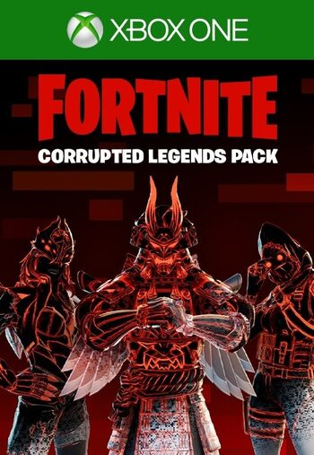 Fortnite - Corrupted Legends Pack (Xbox One) Xbox Live Key UNITED STATES