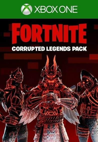 Fortnite Corrupted Legends Pack Xbox One