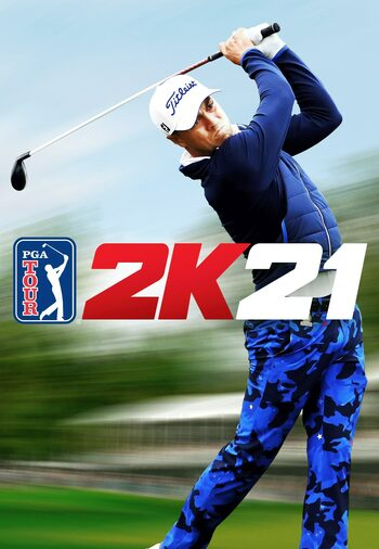 PGA TOUR 2K21 Steam Key EUROPE
