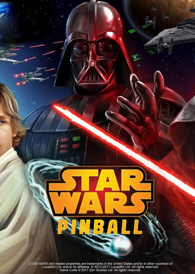 Pinball FX3 - Star Wars Pinball 3 (DLC) Bundle Steam Key GLOBAL