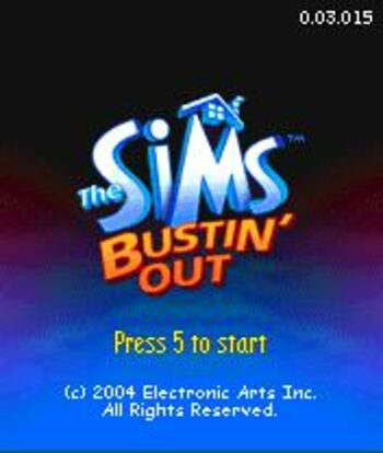 Get The Sims Bustin' Out (Los Sims Toman la Calle) PlayStation 2