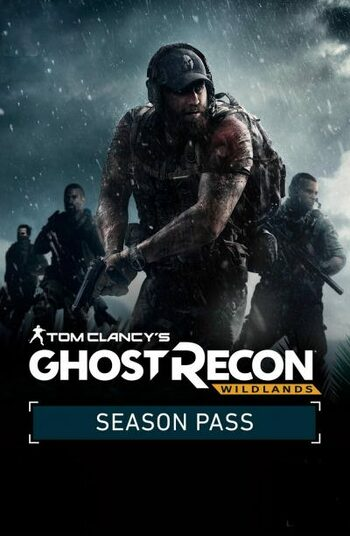 Tom Clancy's Ghost Recon: Wildlands - Season Pass Year 1 (DLC) Uplay Key EUROPE