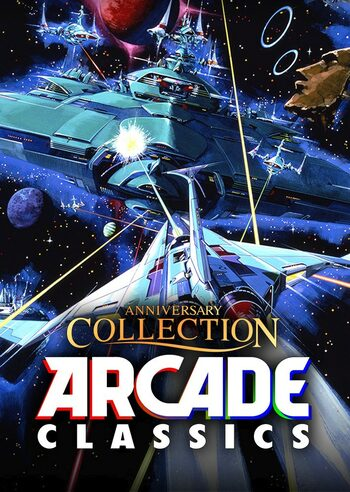 Arcade Classics Anniversary Edition Steam Key GLOBAL