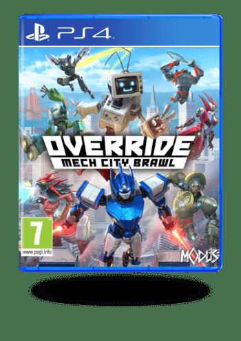 Override: Mech City Brawl PlayStation 4