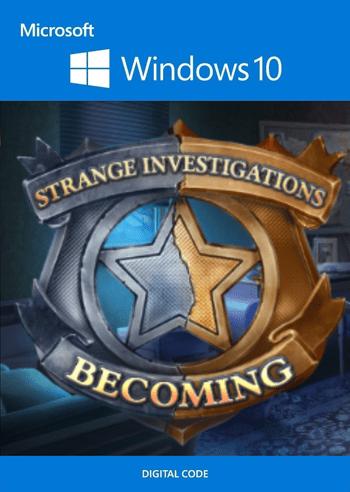 Strange Investigations: Becoming - Windows 10 Store Key EUROPE