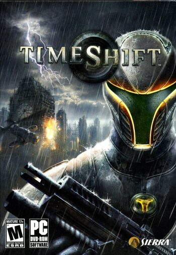 TimeShift Steam Key GLOBAL