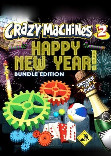 Crazy Machines 2: Happy New Year (DLC) Steam Key GLOBAL