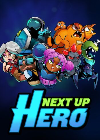 Next Up Hero Steam Key GLOBAL