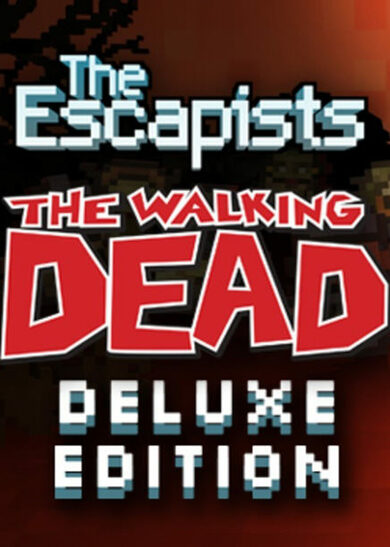 The Escapists: The Walking Dead (Deluxe Edition) Steam Key EUROPE