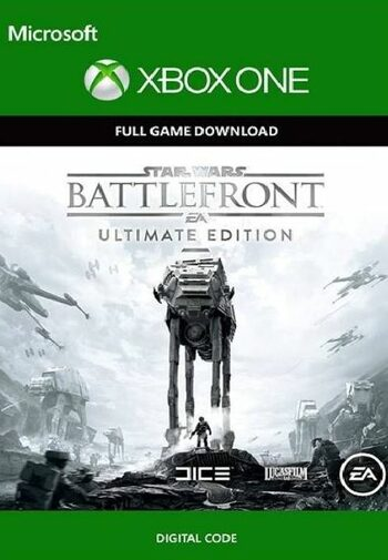 Star Wars Battlefront (Ultimate Edition) (Xbox One) Xbox Live Key UNITED STATES