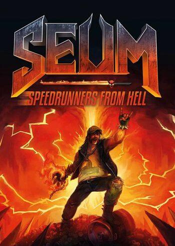 Seum: Speedrunners From Hell Steam Key GLOBAL