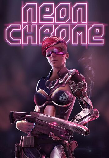 Neon Chrome Steam Key GLOBAL