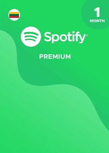 Spotify Premium 1 Month Key LITHUANIA