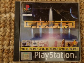 The Fifth Element PlayStation